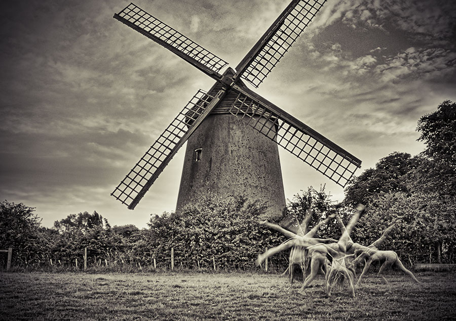 Bembridge-Windmill